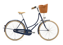 Creme Holymoly Solo velo ville Femme 3-Speed bleu